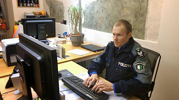 Vom Dorfpolizisten zur Regionalpolizei im Kanton Aargau