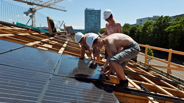 Energiewende: «Gleichzeitig Fordern und Fördern bringt Erfolg»