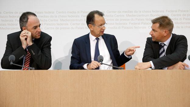 Die Bürgerlichen wollen den Standort Schweiz stärken
