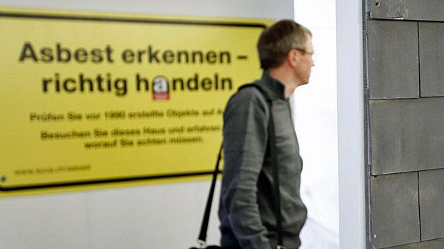 Schweizer Asbestopfer - das Warten geht weiter