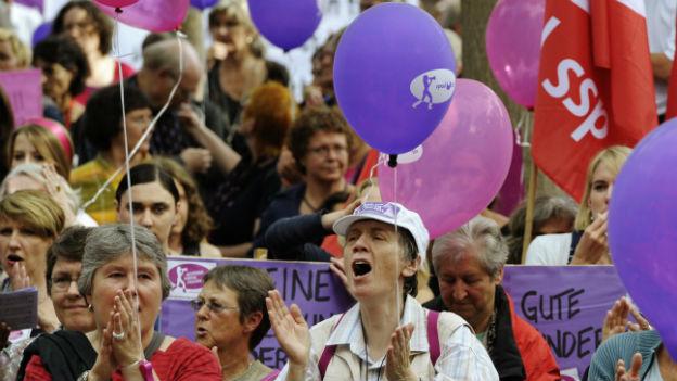 Kaum Interesse an Fördergeldern für Gleichstellung
