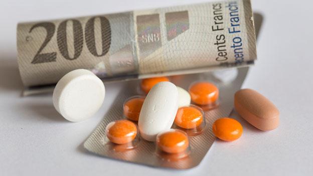 Kein «Euro-Rabatt» für Medikamente
