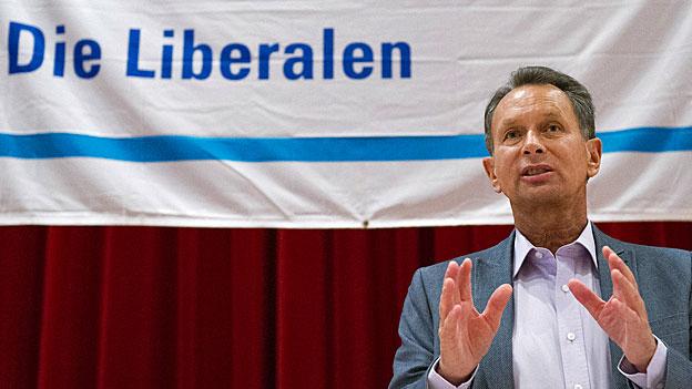 Die FDP fordert Transparenz