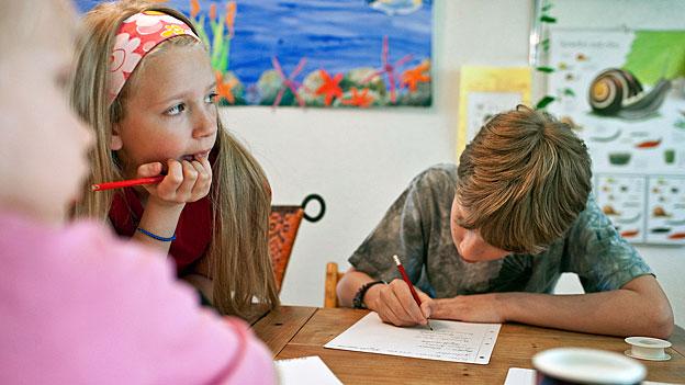 «Homeschooling» - Privatschule für kleine Leute