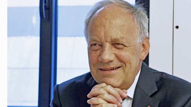 Schneider-Ammann will Auswirkungen der Frankenstärke mildern