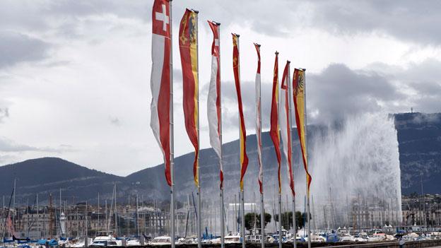 Genf - Spielplatz für Geheimdienste und Spione?