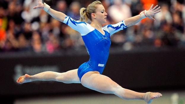 Ariella Käslin: ihre Kindheit und Jugend als Spitzensportlerin