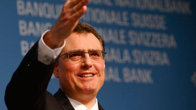 Schweizerische Nationalbank hält an ihrer Geldpolitik fest