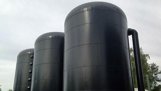 Hybridwerk Aarmatt - Meilenstein der Energiespeicherung