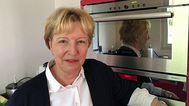 «Selbstgemacht»: Annemarie Wildeisen, Köchin der Nation
