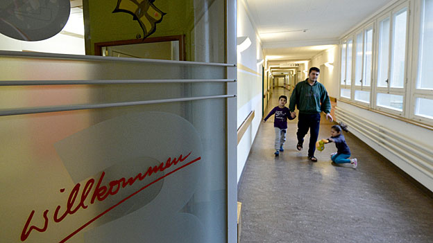 Kaum Nachfrage nach Familiennachzug von Syrern in der Schweiz