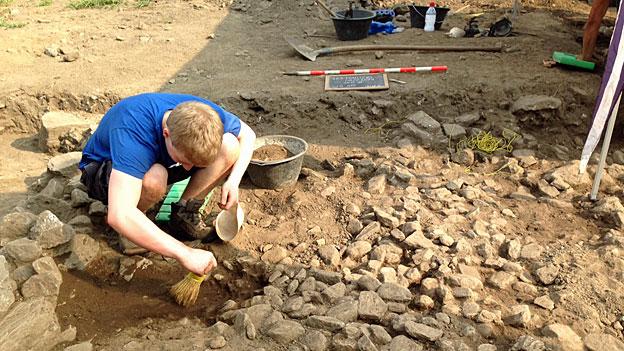 Achtloser Umgang mit archäologischen Schätzen im Tessin