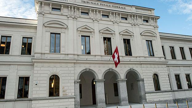 «Insieme»-Prozess am Bundesstrafgericht Bellinzona