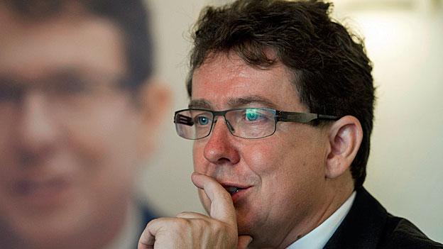 Wahlen 15 «Parteiencheck»: Albert Rösti, SVP-Wahlkampfleiter
