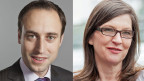 Audio ««Wahllokal» aus Bern: Silvia Schenker und Christian Wasserfallen» abspielen.