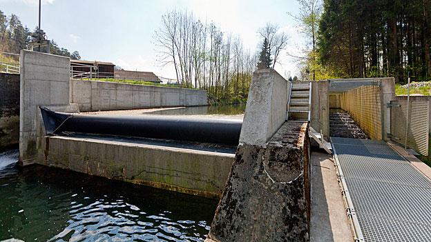 Der Ständerat zeigt ein Herz für kleine Wasserkraft-Anlagen