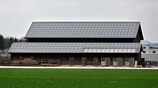 Begrenzte Subventionen für Solarstrom