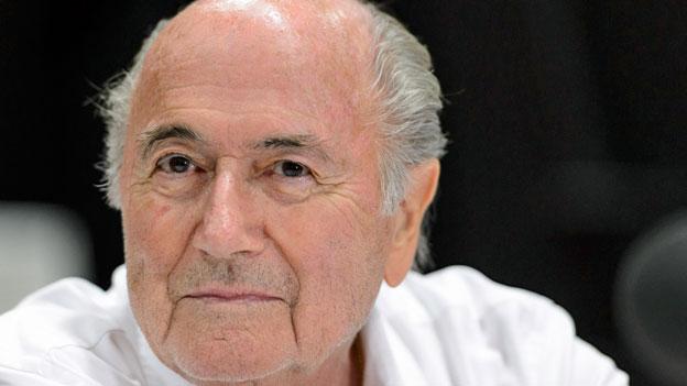 Sepp Blatter im Visier der Justiz