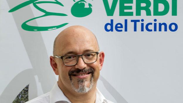 Tessiner Grünen-Präsident Sergio Savoia tritt ab
