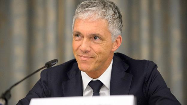 Bundesanwalt Michael Laubers Kampf gegen die FIFA