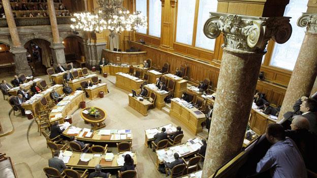 Bürgerlicher Block: Arrangement zwischen SVP und FDP?