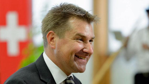 Toni Brunner liebäugelt mit Dreier-Ticket