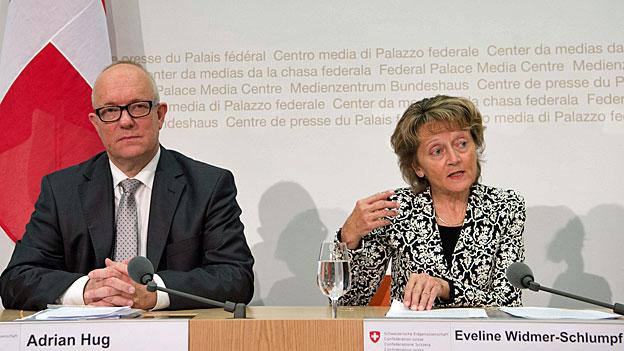 Nein - sagt der Bundesrat zur CVP-Familieninitiative
