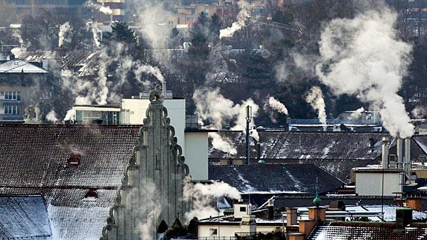 Klima - auch die Schweiz ist gefordert