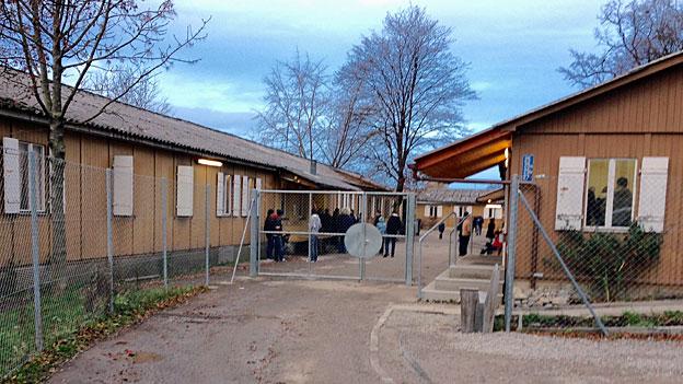 Schulunterricht für minderjährige Asylsuchende