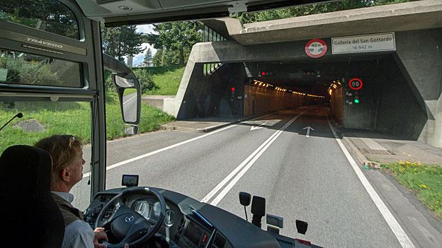 Zweiter Gotthard-Strassentunnel bringt Gemüter in Wallung