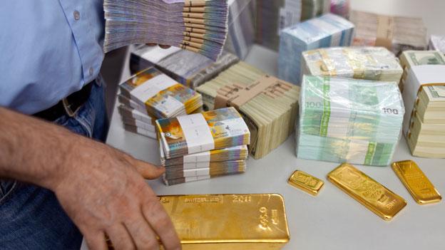 Finanzzustupf an Bund und Kantone trotz Milliardenverlust