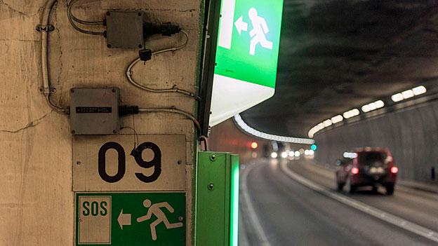 Gotthard-Strassentunnel - Geschichte in Tönen