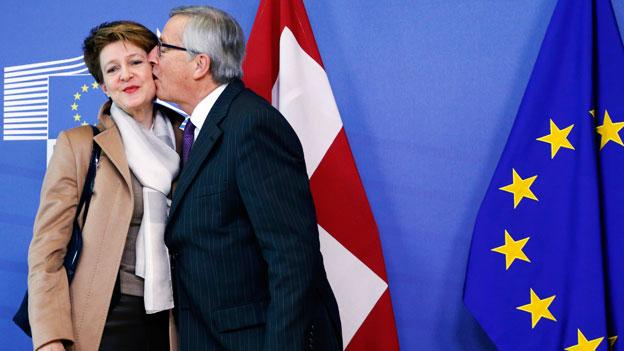 Schweiz-EU: Chronik eines Beziehungsdramas