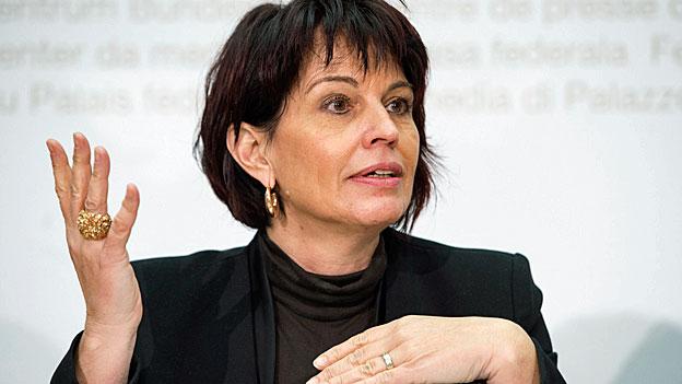 Swisscom-Ringier-SRG - Medienministerin gibt grünes Licht