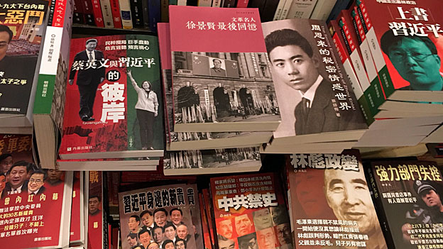 Der lange Arm der chinesischen Zensurbehörden
