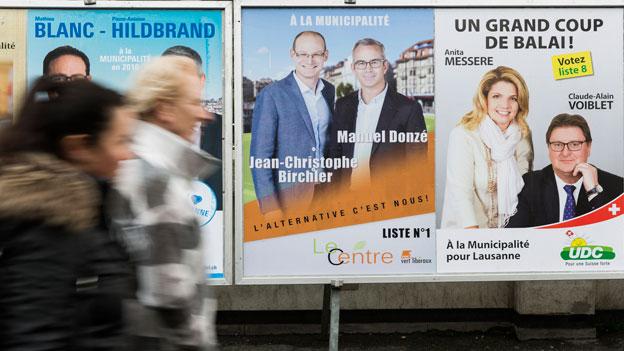 SVP Waadt: Parteifreunde im Nahkampf