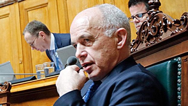 Der Nationalrat diskutiert über Steuererleichterungen