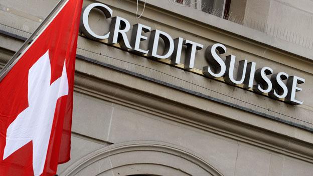 Lohnakrobatik bei der Credit Suisse