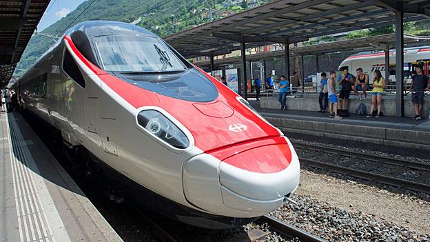 Für bessere Reisequalität auf der SBB-Gotthardstrecke