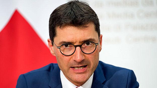 Der neue Staatssekretär für internationale Finanzfragen