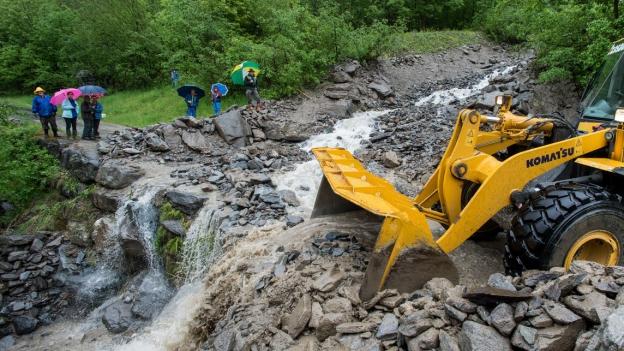 Hochwasserschutz: «Manche Strukturen sind 100 Jahre alt»