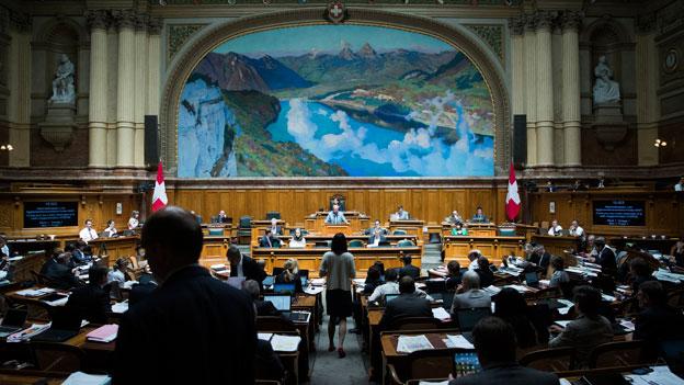 Sessionsbilanz: Parlament sagt öfters «Nein»