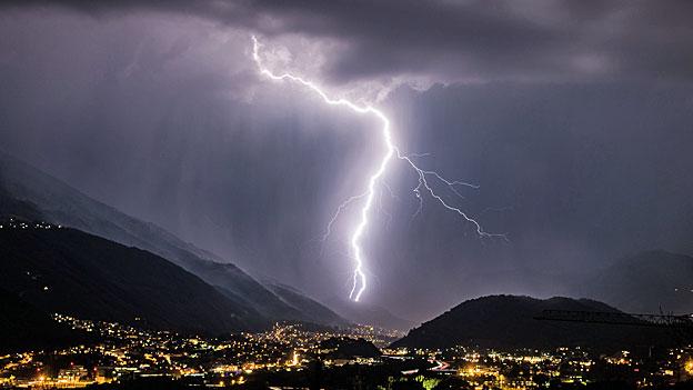 Gewitter jagen – nach dem Vorbild der US-«Stormchaser»