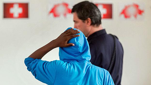 Asylgesuche – von Krisenszenarien weit entfernt