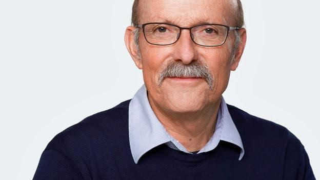 War Jürg Frischknecht ein Weltverbesserer?