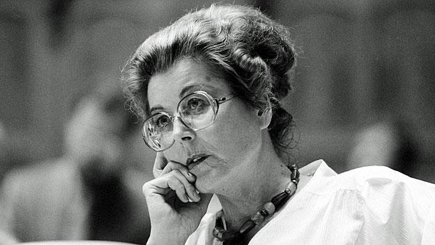 Zum Tod von Lilian Uchtenhagen
