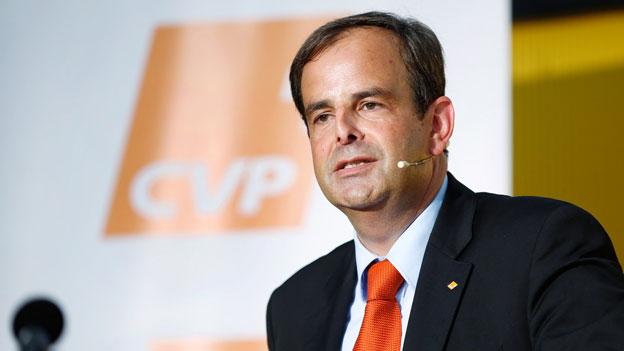 «Parteidisziplin» stärkt die CVP