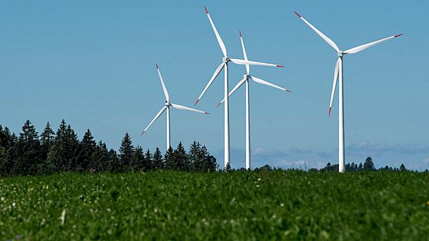 Energiestrategie 2050: «Nicht den deutschen Weg gehen»
