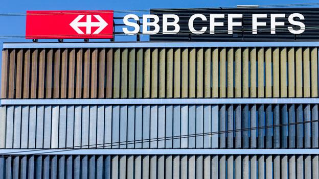 Stellenabbau bei der SBB
