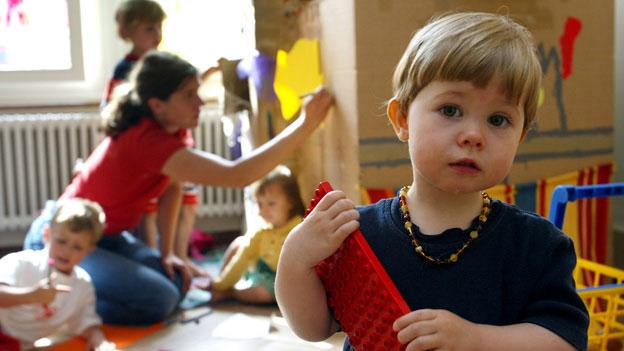 Zurück ins Berufsleben - mit 25'000 Franken Steuerrabatt pro Kind